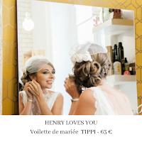 voilette de mariée tippi par henry loves you sur etsy blog mariage unjourmonprinceviendra26.com