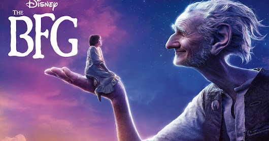 Download Movie The BFG (2016) BluRay 720p 900MB