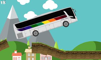 bus sinarjaya karya anak bangsa