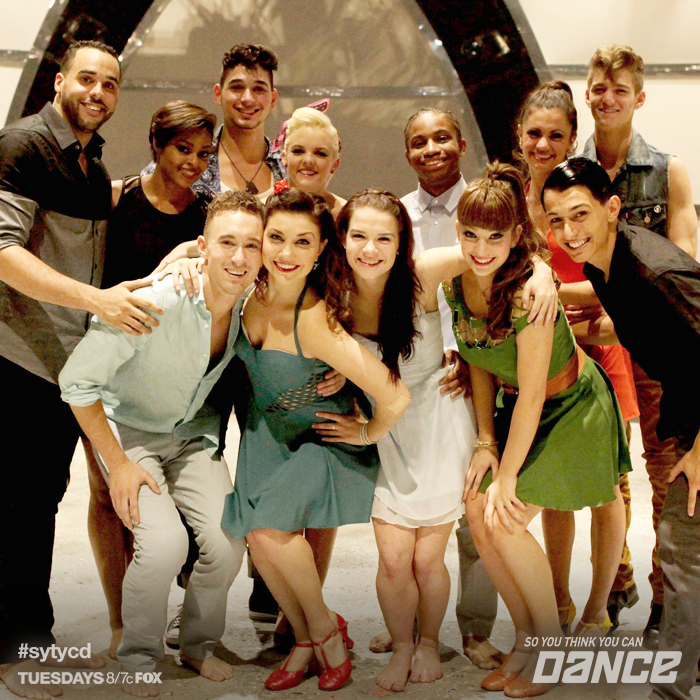 Recap/review of So You Think You Can Dance Season 10 - Top 12 Perform by freshfromthe.com