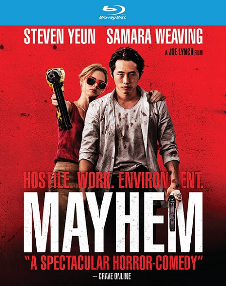 Mayhem (2017) 720p y 1080p BDRip mkv Dual Audio AC3 5.1 ch