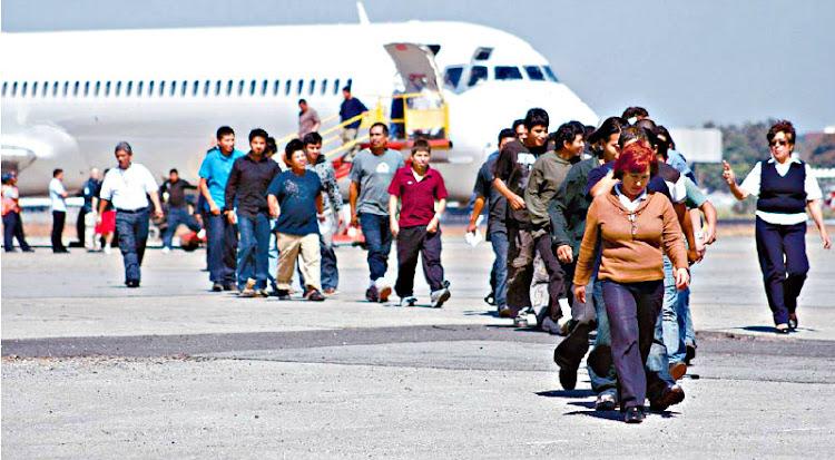 Deportación