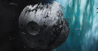 Star Wars Return of The Jedi Death Star
