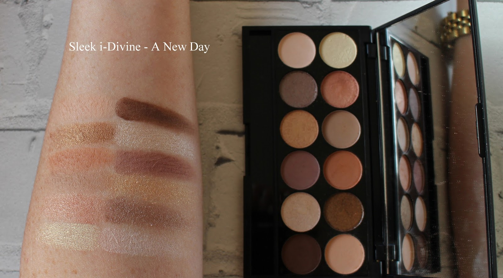 i-Divine Palette - A New Day by sleek #7