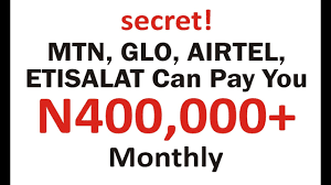 how to sell airtime online