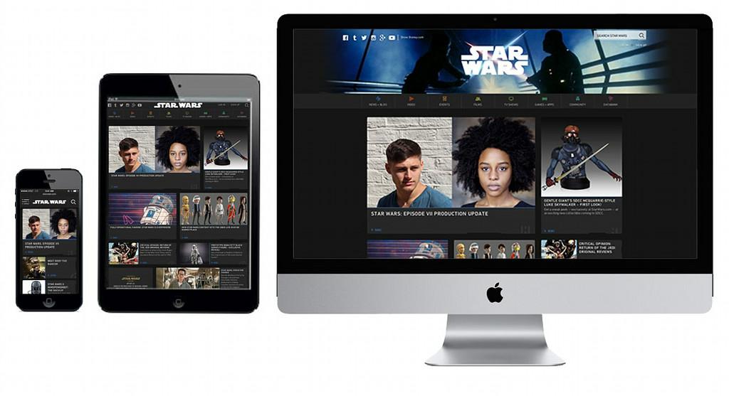 New StarWars.com