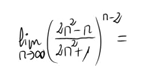 25. Límite de una sucesión (número e) 2