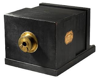 Kamera Daguerrotype