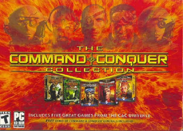 Command And Conquer Ultimate Collection: Command & Conquer The Ultimate Collection Coming In