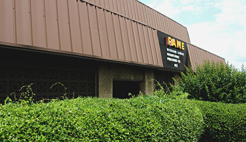 FAME Recording Studios Muscle Shoals Alabama