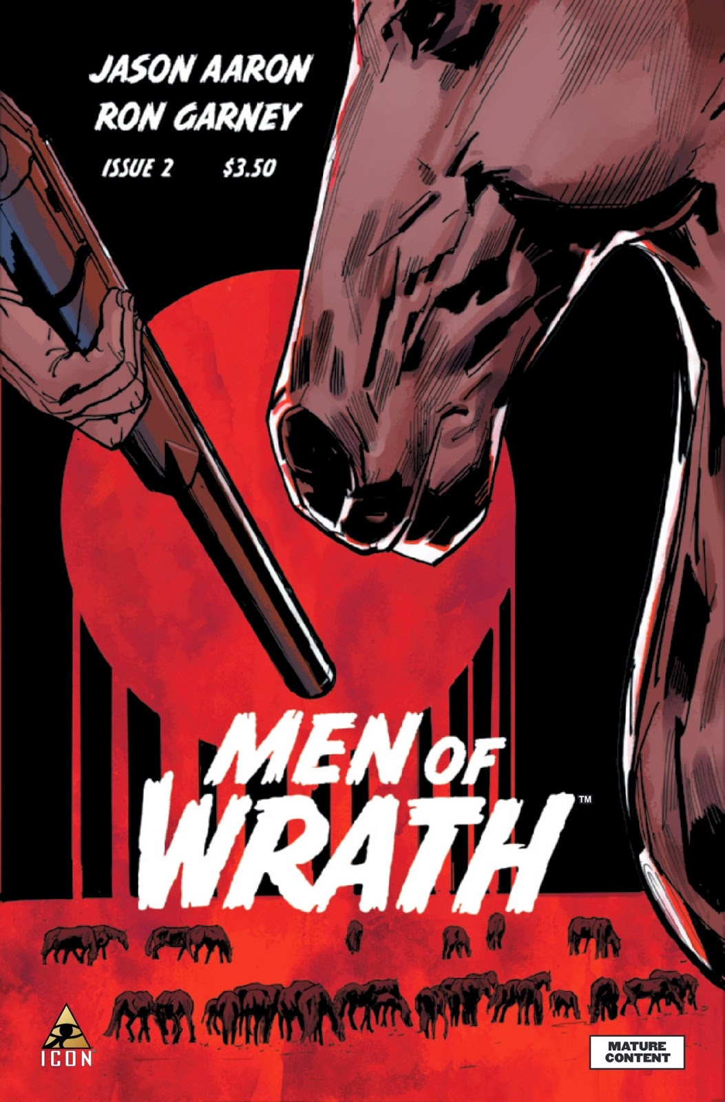 Review of Men of Wrath 2 by Aaron and Garney