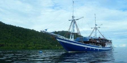 Akses Lokasi Kepulauan Raja Ampat