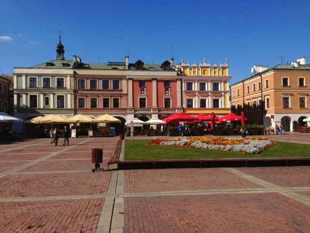 Zwiedzanie Zamościa, ciekawe miejsca w Zamościu, Zamość na weekend.