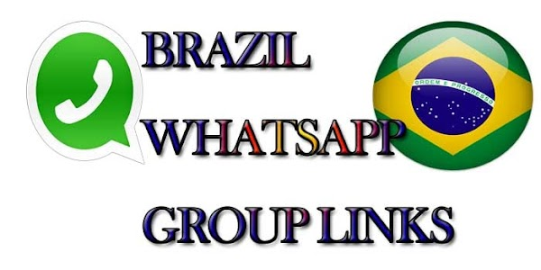 Best Brazil WhatsApp Group Link {New Added Links}