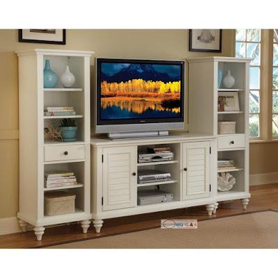 Trik Menata Rak dan Meja TV untuk Meningkatkan Keindahan Interior