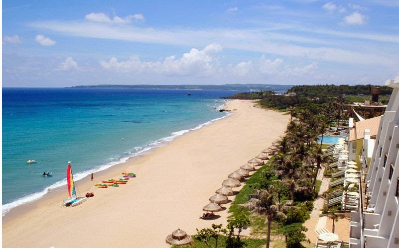Chateau Beach Resort Taiwan