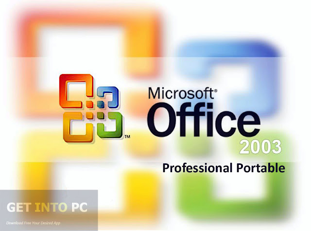 M.S Office 2003 Professional Portable Free Download - World 4 ...