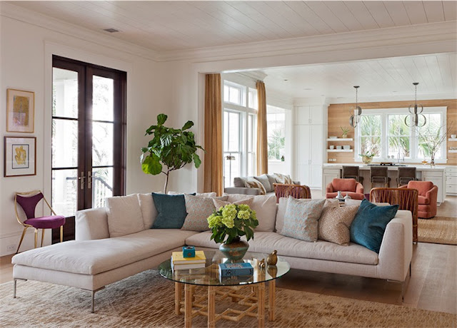 sofa en forma de L chicanddeco