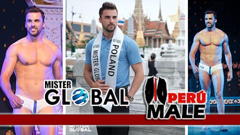 Mister Global Poland 2018