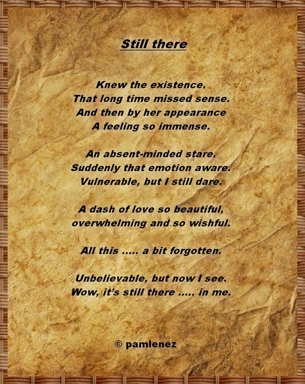 Pamlenez Gedichten