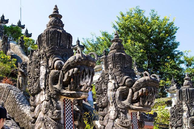 Pura Penataran Agung Lempuyang temple-Bali