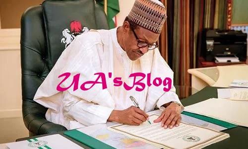 JUST IN: Buhari declines assent to amendment to Electoral Act bill