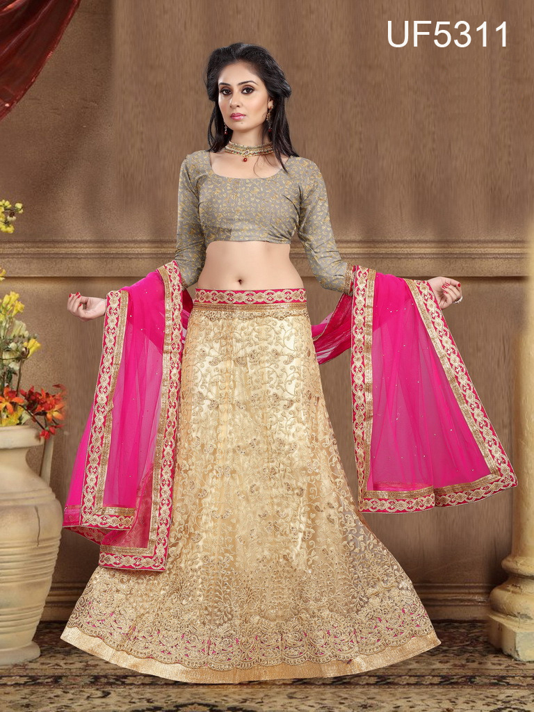 UF 356 – Latest New Collection Designer Heavy Lehenga Choli Buy Online
