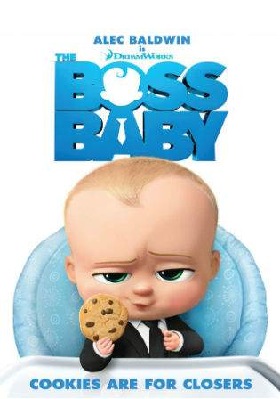 The Boss Baby 2017 BluRay 700MB English 720p Watch Online Full Movie Download bolly4u