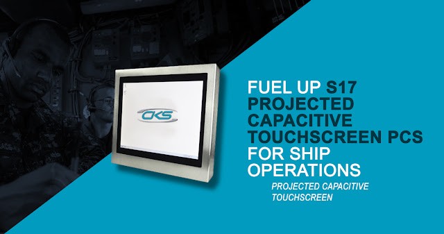 Utilising the S17 Embedded PC for Cargo Ship Activities