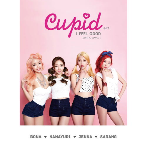 [Single] Cupid – I Feel Good