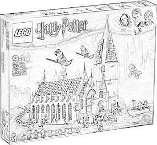 Harry Potter Hogwarts coloring pages holiday.filminspector.com