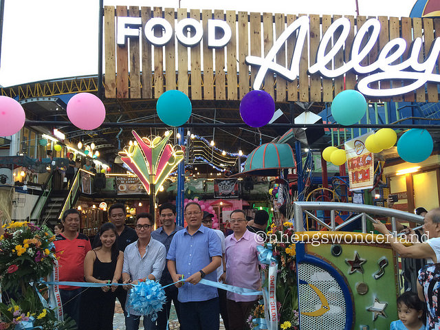 Food Alley Opens in Marikina!