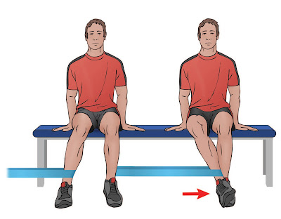 Seated Resistance: Internal/External Rotation