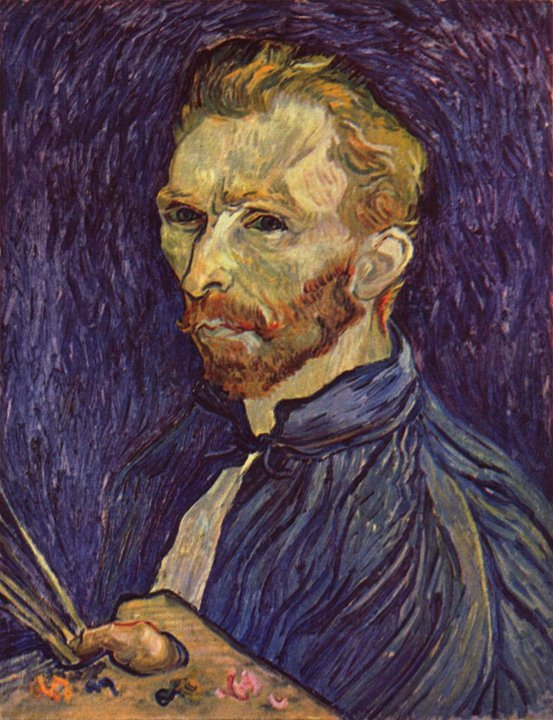 Vincent Van Gogh - Self-Portrait - Tutt'Art@