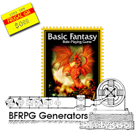 A Twofer of Tools From the Basic Fantasy Role Playing Game