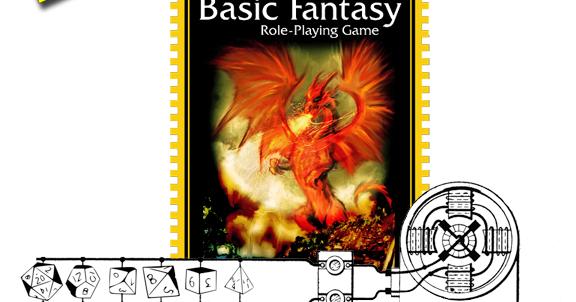basic fantasy role playing game