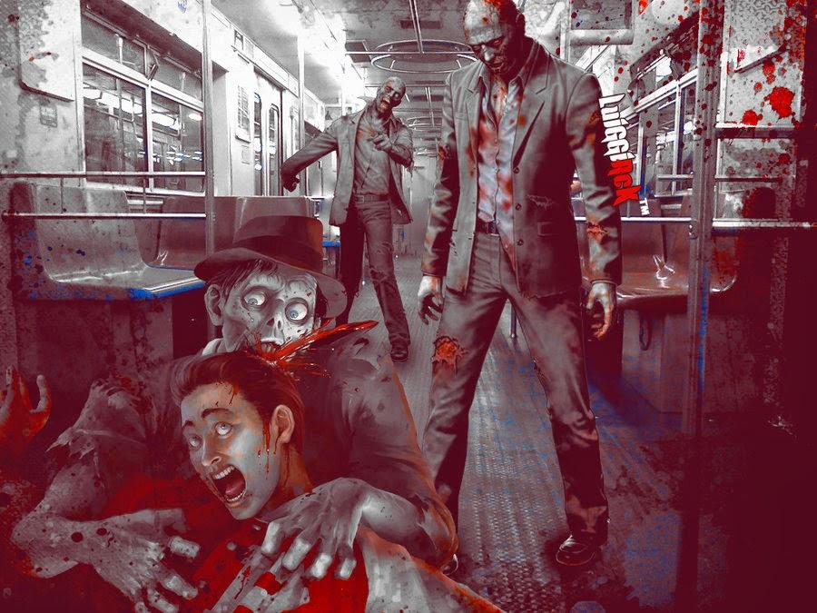 zombie train unblocked