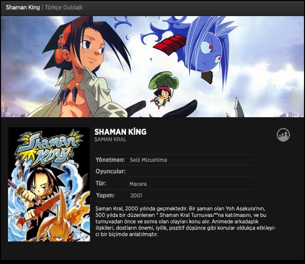 Shaman King Vs Shaman King Kanzenban: Carly Video TV