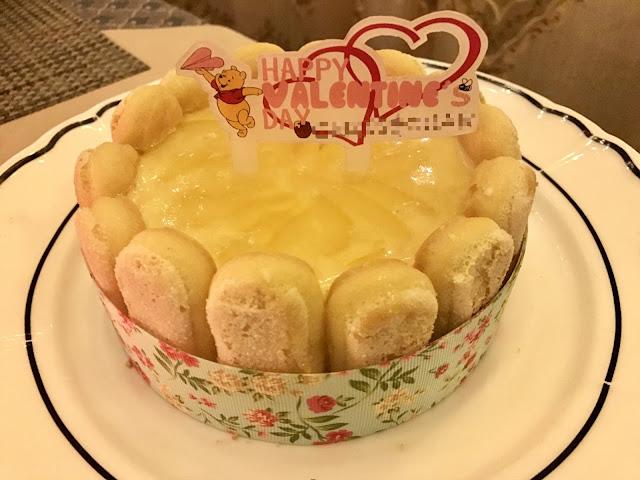 【Recipe】口感輕盈無負擔*柚子豆腐芝士蛋糕 Charlotte Cake 版(免焗、凍餅)