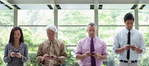 Tanda-tanda kecanduan smartphone