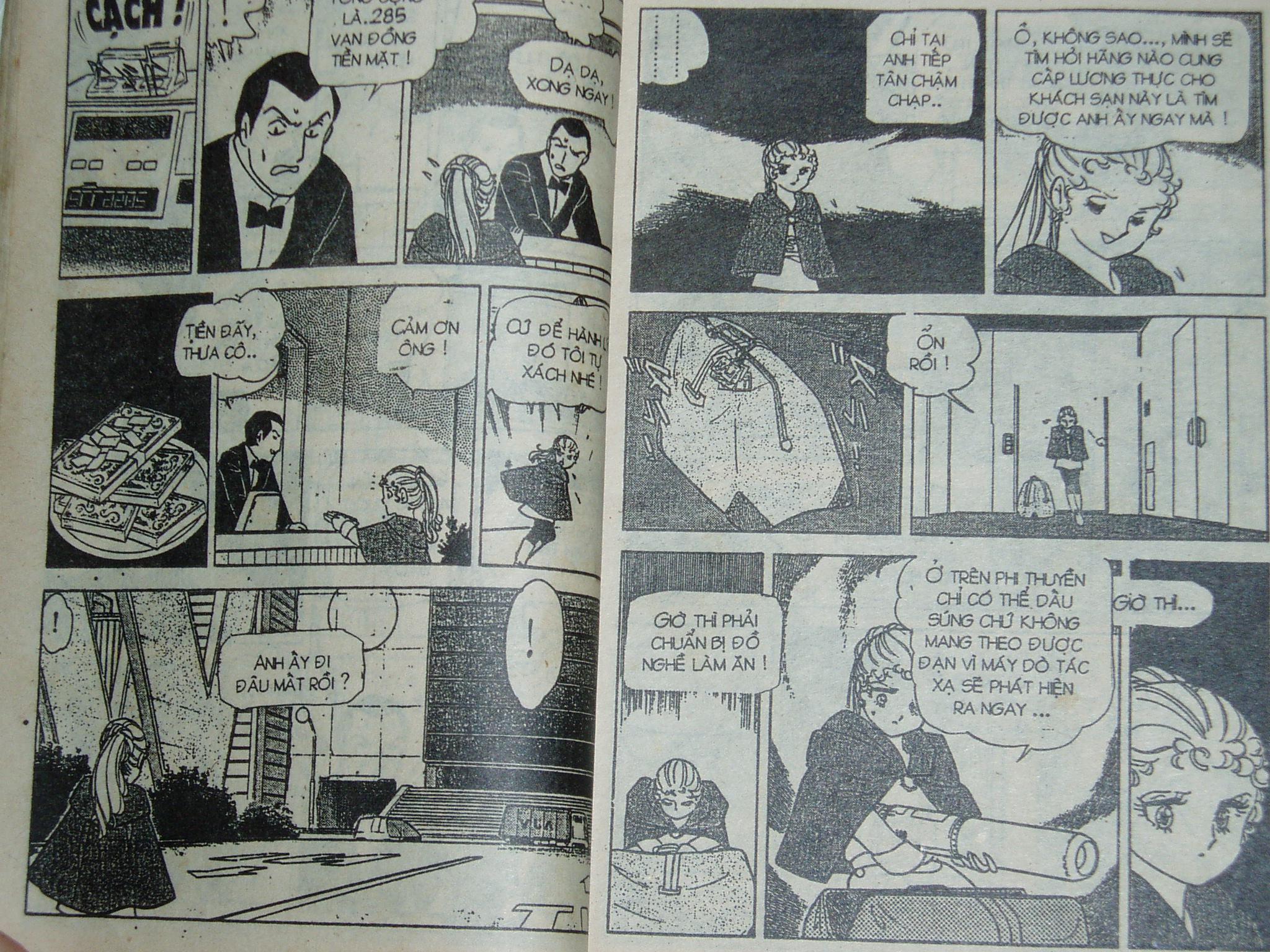Siêu nhân Locke vol 16 trang 12