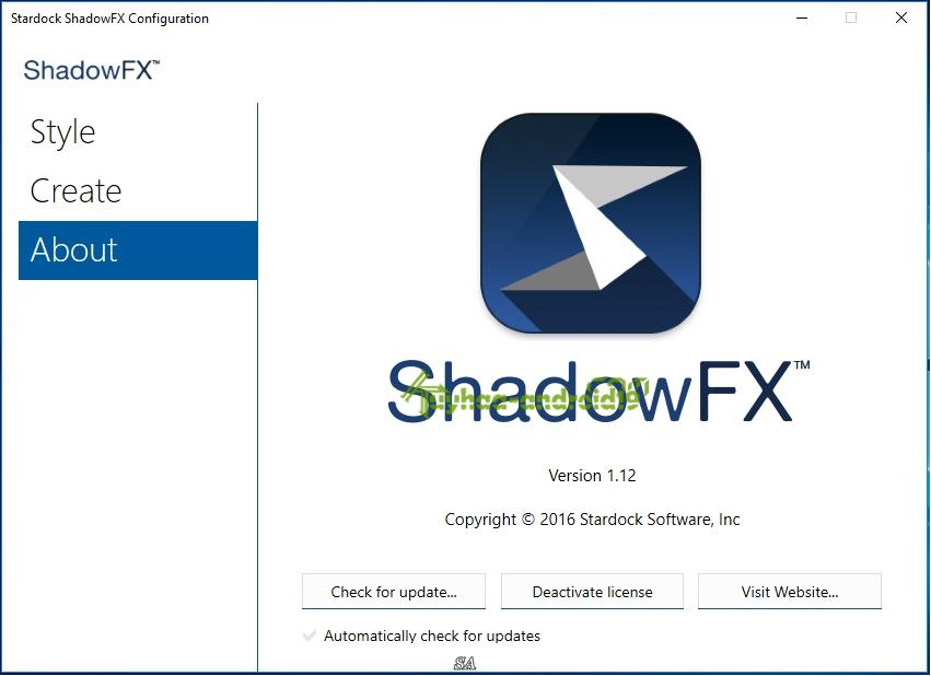 Stardock ShadowFX