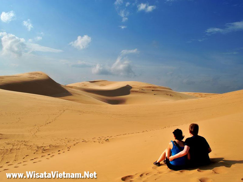 Wisata di Mui Ne - Vietnam
