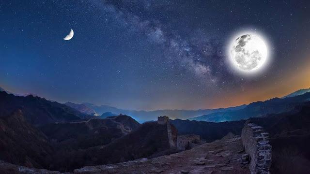 China quiere tener una luna artificial para 2020