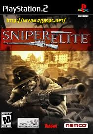 Free Download Games Sniper Elite PCSX2 ISO  Full Version ZGASPC