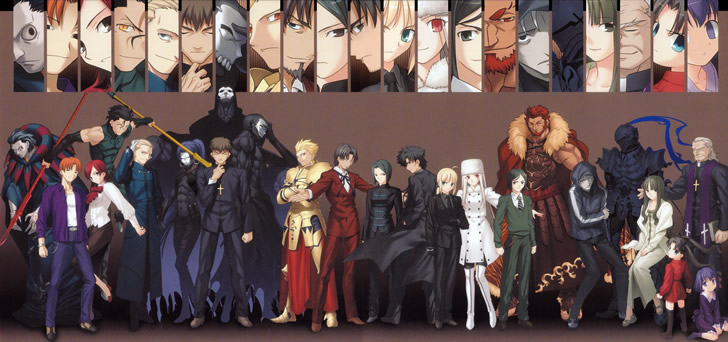 Fate Zero Season 2 BD Subtitle Indonesia