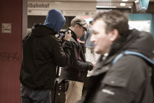 "DE - Making of ""A Photoblogger's Philosophy – Thomas Leuthard in Frankfurt"""