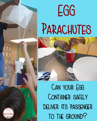 how to make a paper parachute man