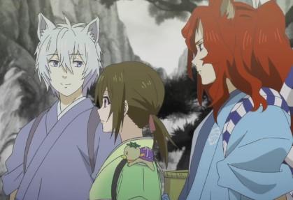 Kakuriyo no Yadomeshi – Episódio 24