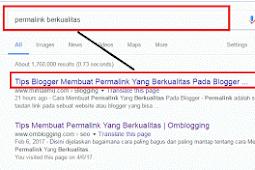 Mengoptimalkan Title Tag Pada Blogger , Teknik Belajar SEO